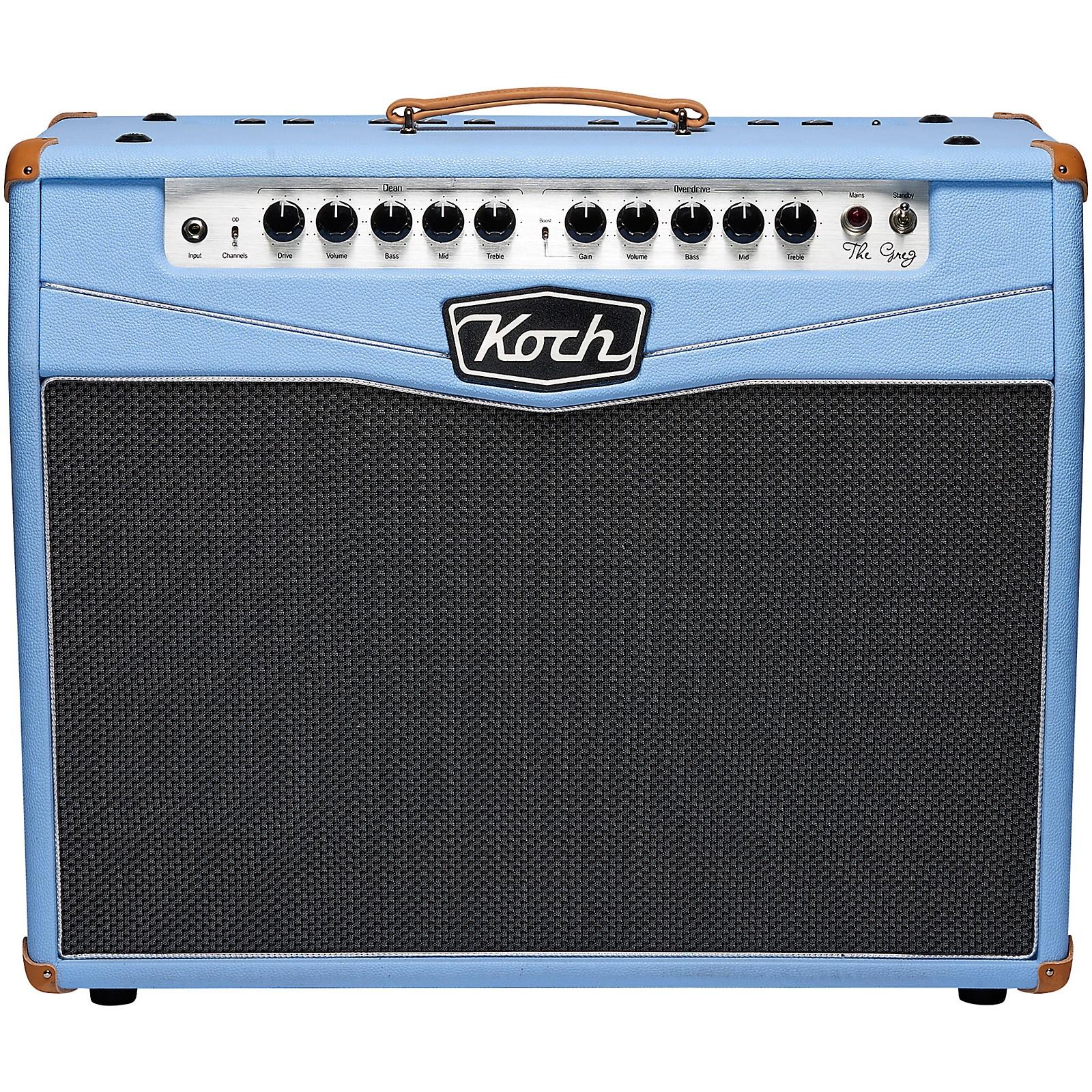 Open Box Koch The Greg Greg Koch Signature 50W 2x10 Tube Guitar Combo Amp