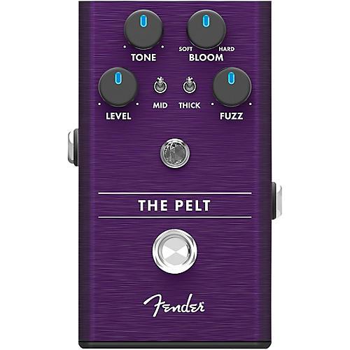 Open Box Fender The Pelt Fuzz Guitar Effects Pedal