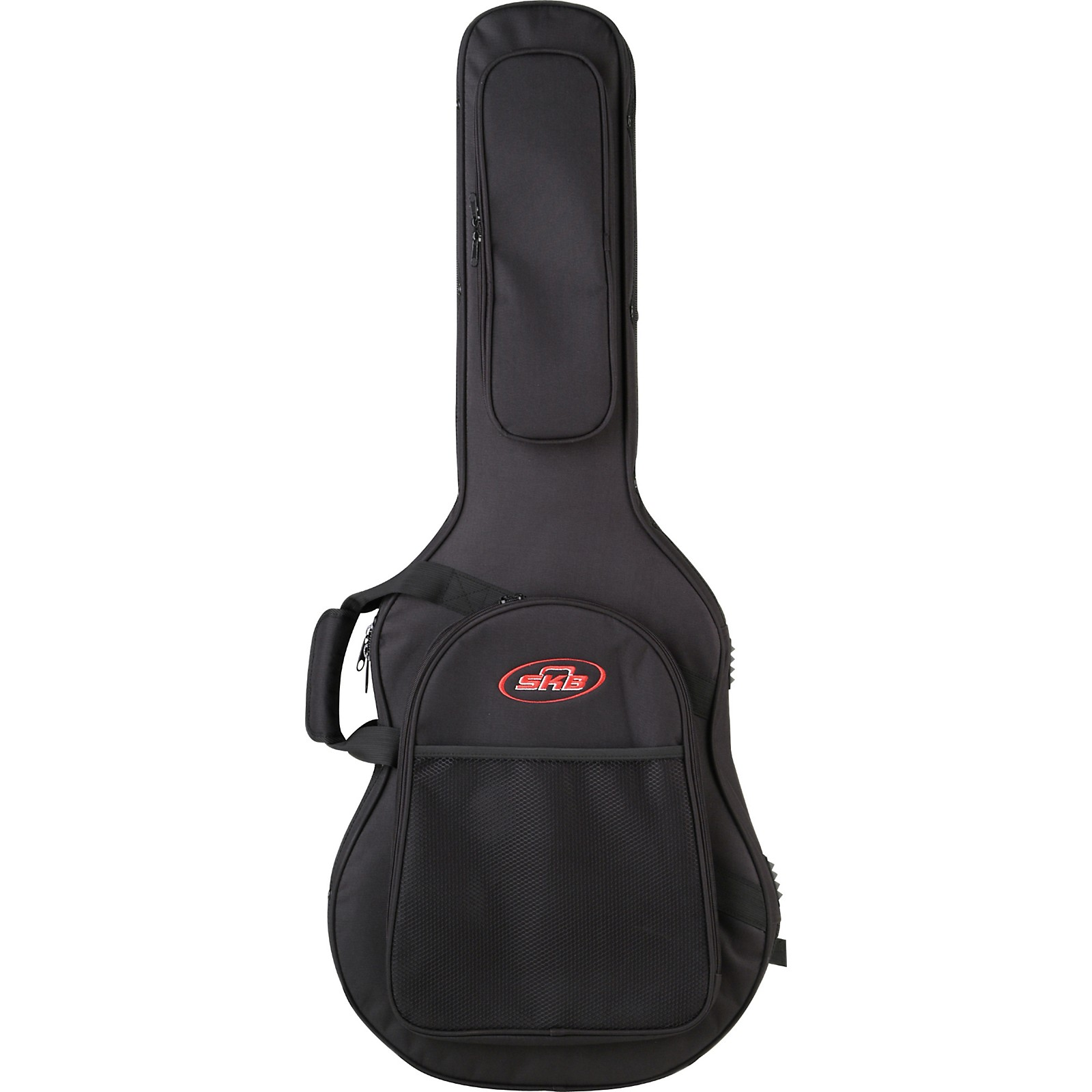 Open Box SKB Thin-Line Classical Guitar Soft Case
