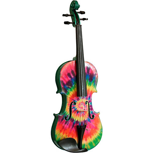 Open Box Rozanna's Violins Tie Dye Series Violin Outfit