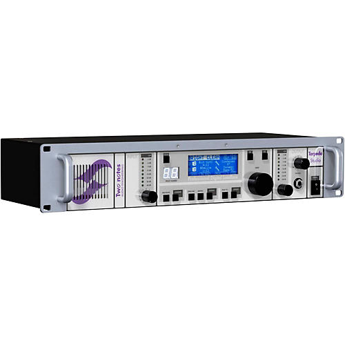 Open Box Two Notes Audio Engineering Torpedo Studio Digital Loadbox/ Speaker Simulator