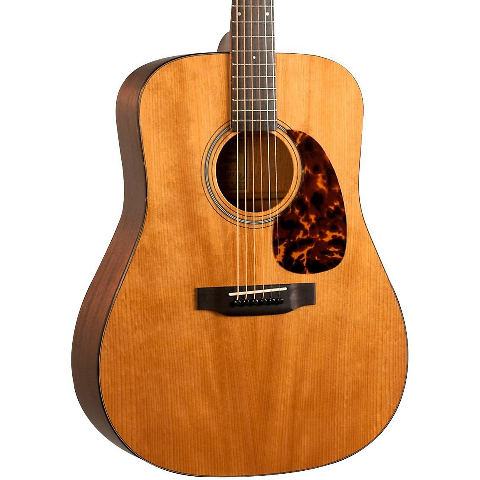 Open Box Recording King Torrefied Series RD-T16 Dreadnought Acoustic Guitar