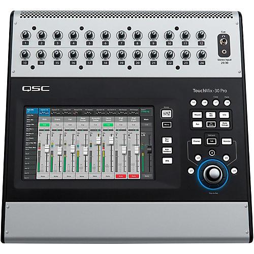 Open Box QSC TouchMix-30 Pro