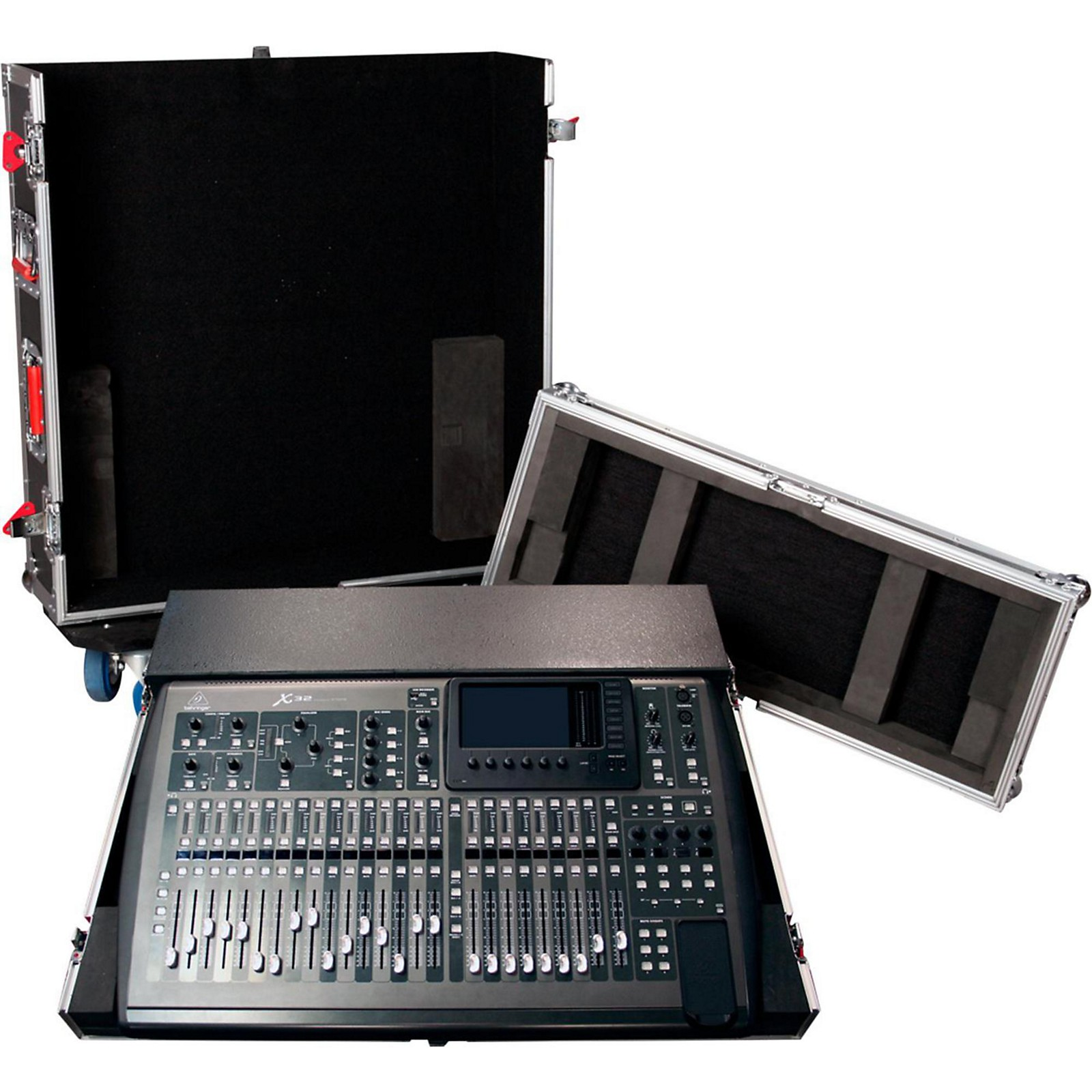Open Box Gator Tour Style ATA Case w/ Doghouse for Behringer X32 Digital Mixing Console