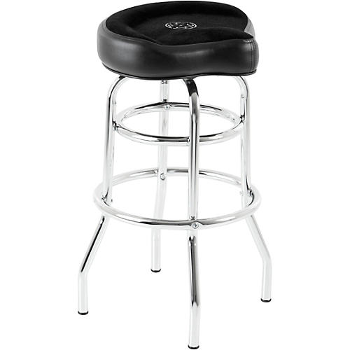 Open Box Roc N Soc Tower Saddle Seat Stool Black Tall