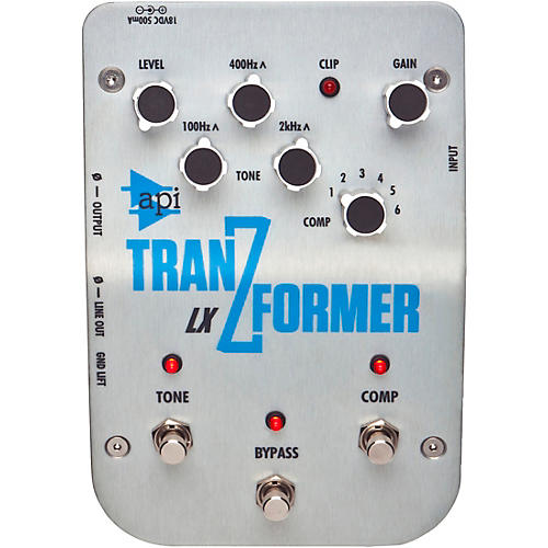 Open Box API TranZformer LX Multifunction Bass Effects Pedal