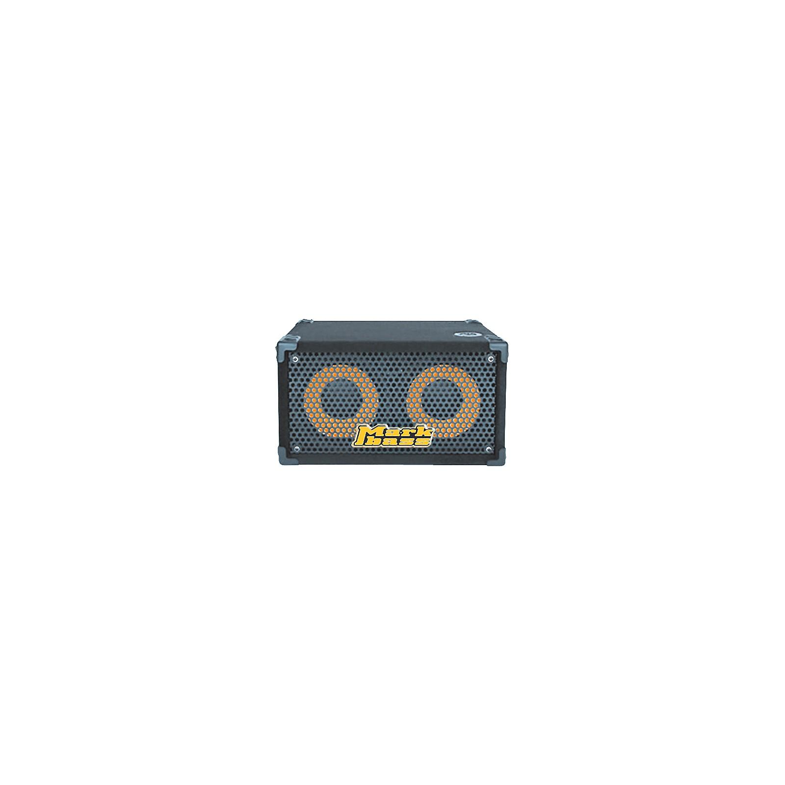 Open Box Markbass Traveler 102P Rear-Ported Compact 2x10 Bass Speaker Cabinet