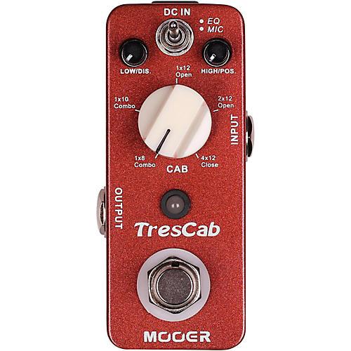 Open Box Mooer TresCab Effects Pedal