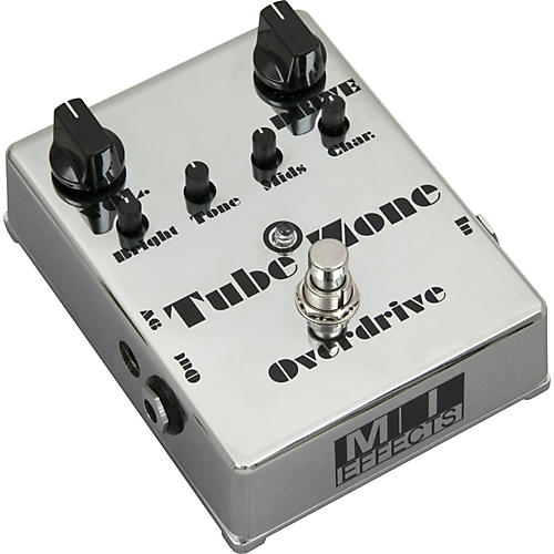 Open Box MI Audio Tube Zone v.4 Overdrive Guitar Effects Pedal