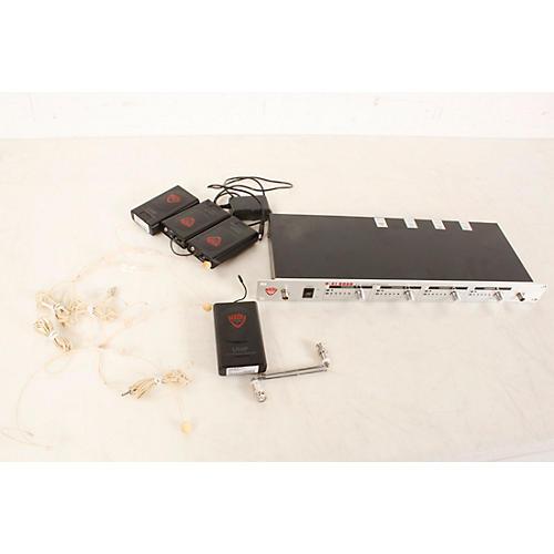 Open Box Nady U-41 Quad HM10 Headset Wireless System (14/16/10/12)
