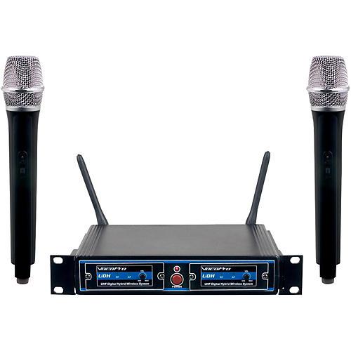 Open Box VocoPro UDH-DUAL-H Hybrid Wireless System