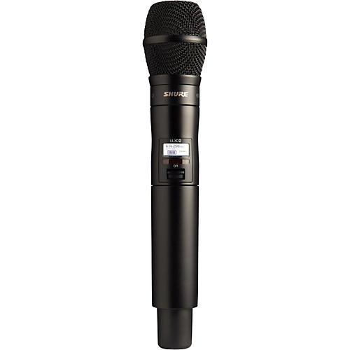 Open Box Shure ULXD2/KSM9 Handheld Wireless Microphone Transmitter