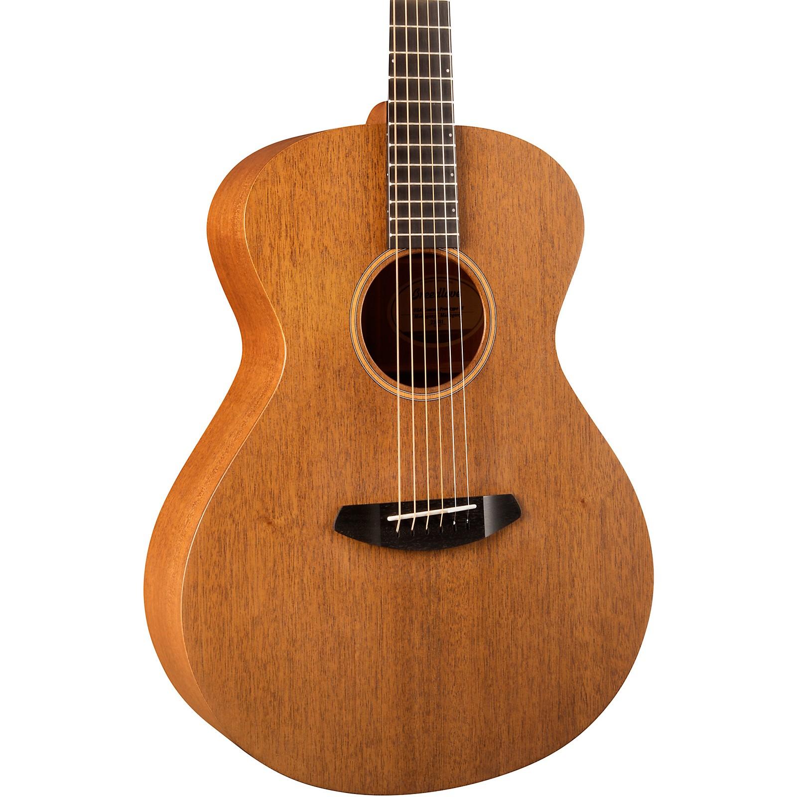 Open Box Breedlove USA Concert E Mahogany Acoustic-Electric Guitar