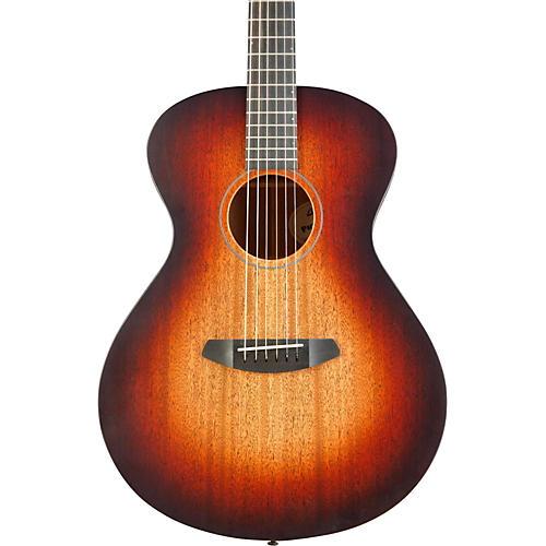 Open Box Breedlove USA Concert Fire Light Mahogany - Mahogany Acoustic-Electric Guitar