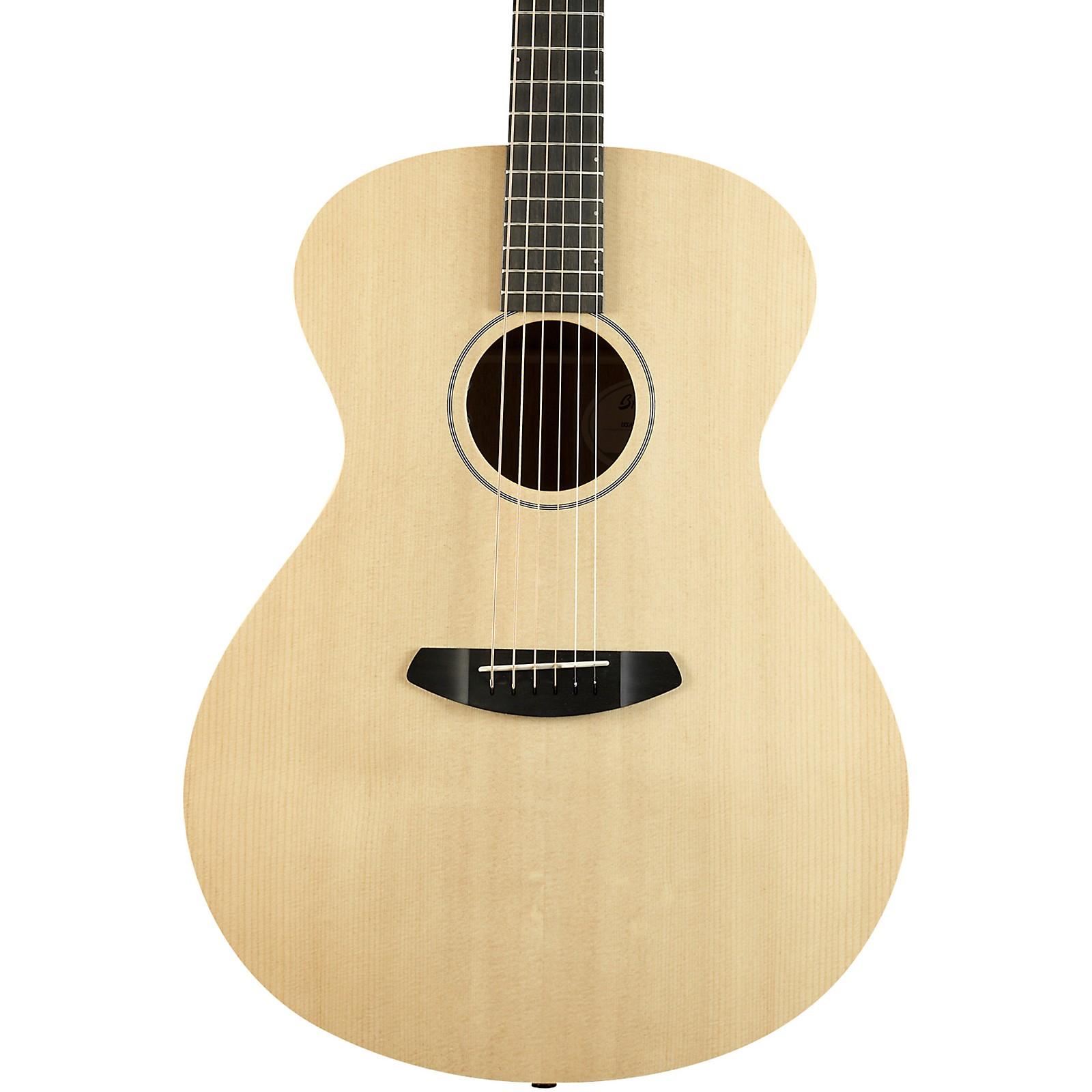 Open Box Breedlove USA Concerto Day Light E Sitka Spruce - Mahogany Acoustic-Electric Guitar