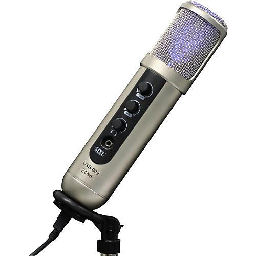 Open Box MXL USB.009 24/96 Digital USB Condenser Microphone