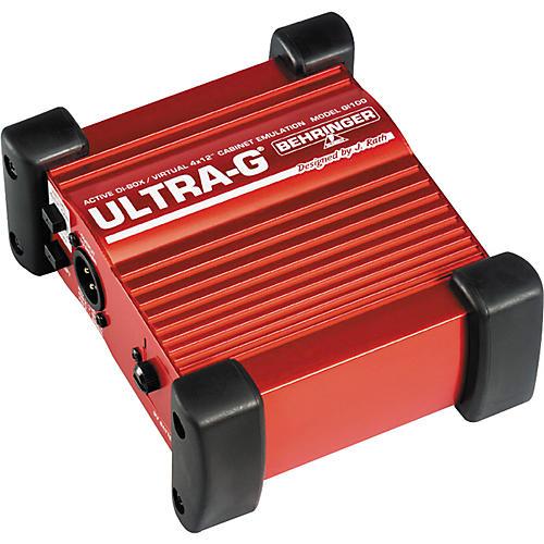 Open Box Behringer Ultra-G GI100 DI