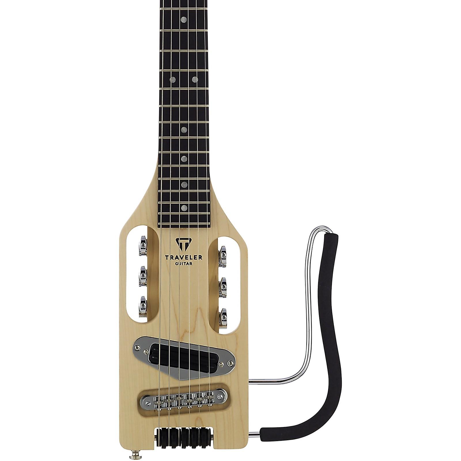 Open Box Traveler Guitar Ultra-Light Electric Travel Guitar