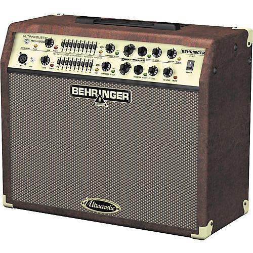 Open Box Behringer ULTRACOUSTIC ACX1800 Acoustic Guitar Amplifier