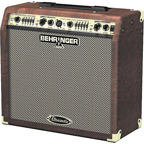 Open Box Behringer Ultracoustic ACX450 Acoustic Guitar Amplifier