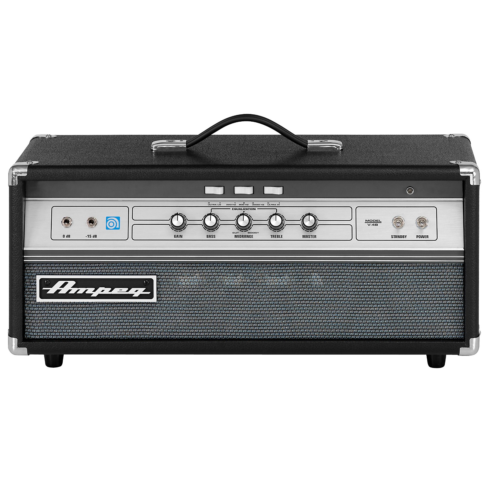 Open Box Ampeg V-4B All-Tube 100W  Classic Bass Amp Head