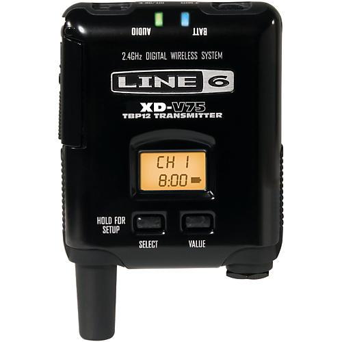 Open Box Line 6 V75-BP Bodypack Transmitter