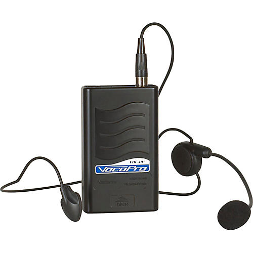 Open Box VocoPro VHF-BP Bodypack & Headset Mic