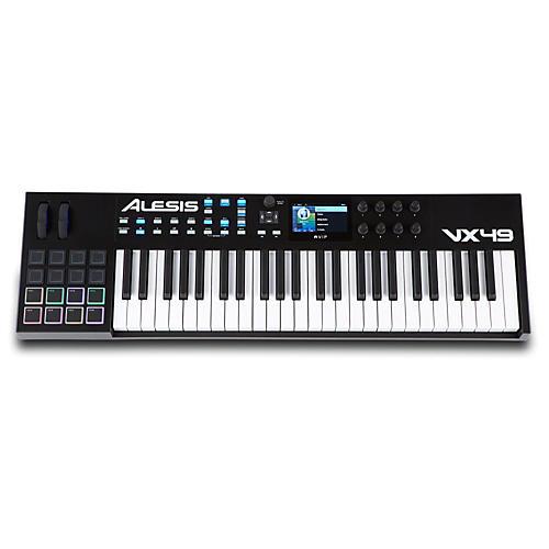 Open Box Alesis VX49 49-Key Keyboard Controller