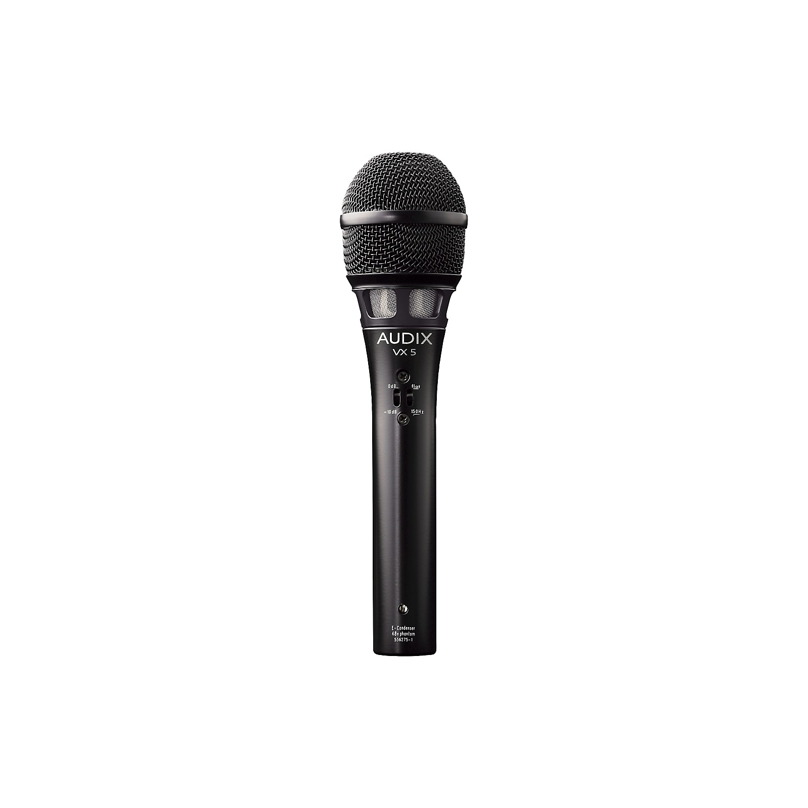 Open Box Audix VX5 Handheld Supercardioid Condenser Microphone