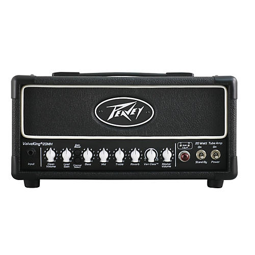 Open Box Peavey ValveKing II Micro 20W Tube Guitar Head