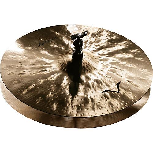 Open Box Sabian Vault Artisan Hi-Hat Cymbals