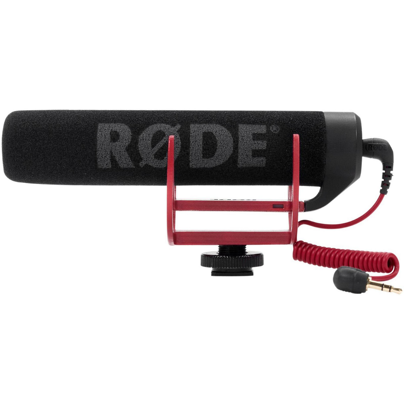 Open Box Rode VideoMic GO On-Camera Shotgun Microphone