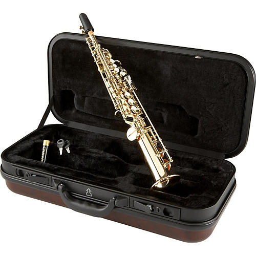 Open Box Allora Vienna Series Intermediate Sopranino Saxophone