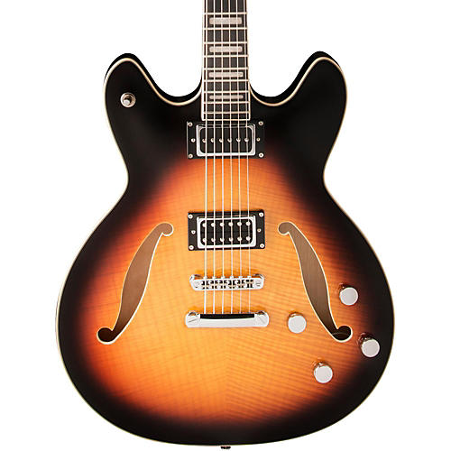 Open Box Hagstrom Viking Baritone Electric Guitar