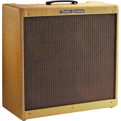 Open Box Fender Vintage Reissue '59 Bassman LTD 4X10 Guitar Combo