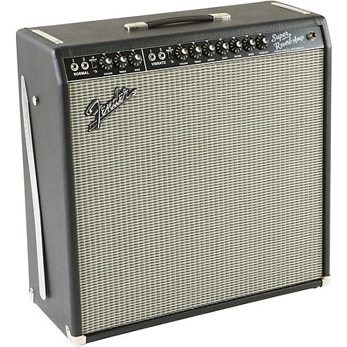 Open Box Fender Vintage Reissue '65 Super Reverb 4X10 Guitar Combo Amp