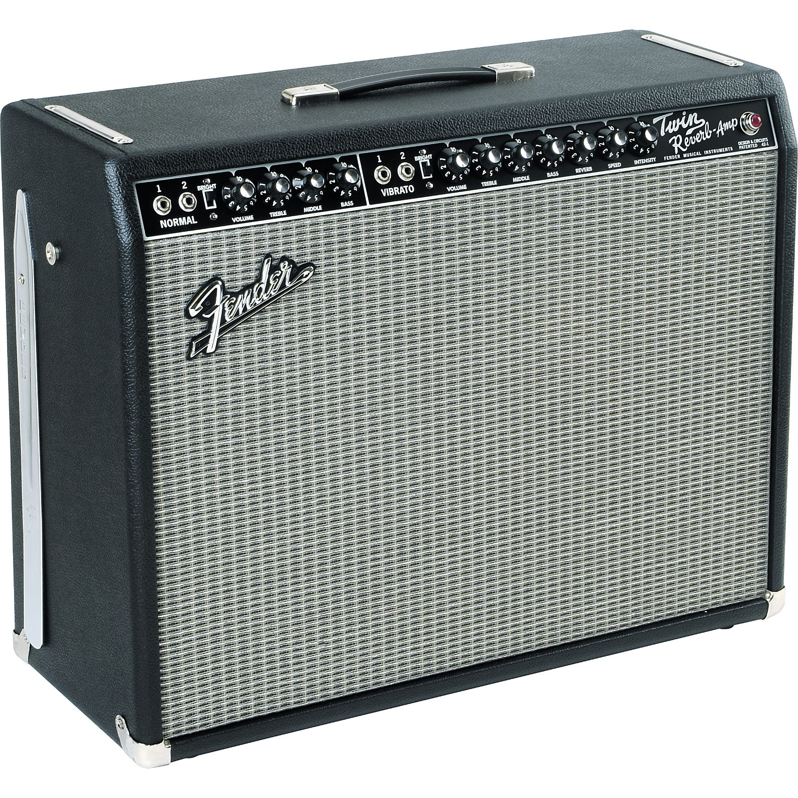 Open Box Fender Vintage Reissue '65 Twin Reverb 85W 2x12 Guitar Combo Amp