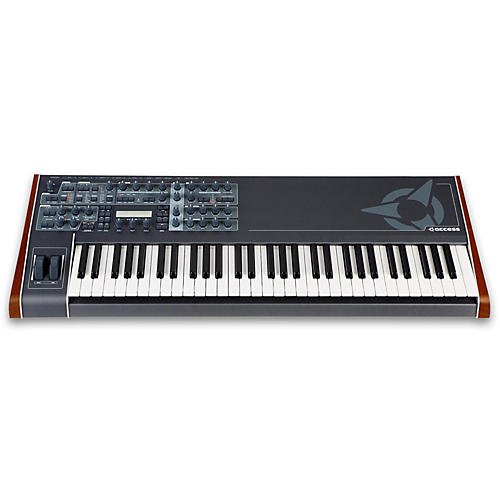 Open Box Access Virus TI v2 Keyboard Total Integration Synthesizer and Keyboard Controller