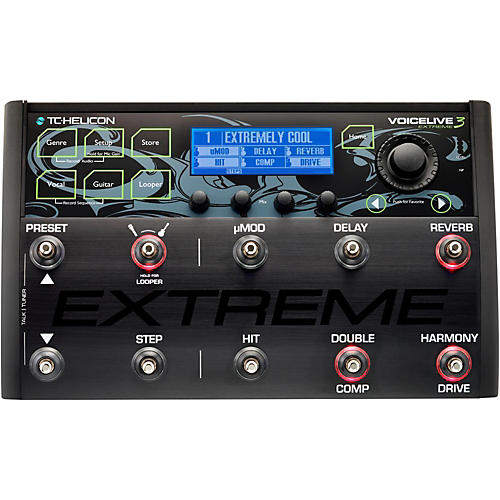Open Box TC Helicon VoiceLive 3 Extreme