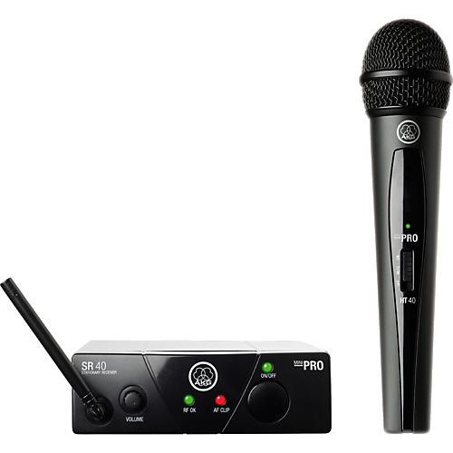 Open Box AKG WMS 40 Mini Vocal Wireless System