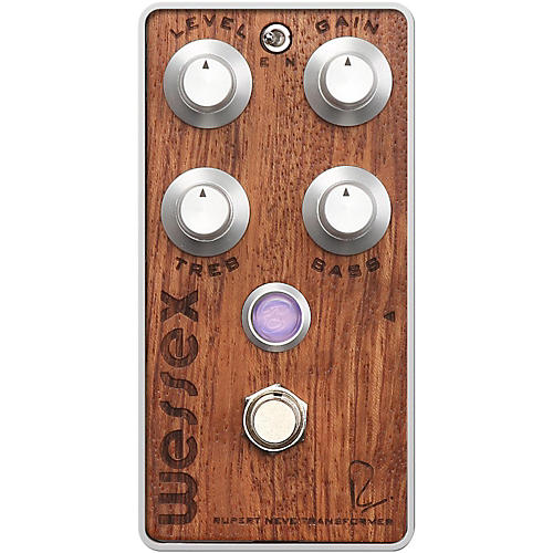 Open Box Bogner Wessex - Bubinga Overdrive Guitar Effects Pedal