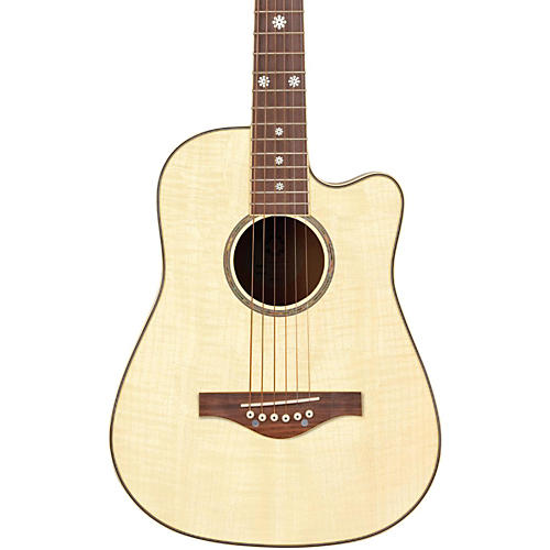 Open Box Daisy Rock Wildwood Acoustic Guitar