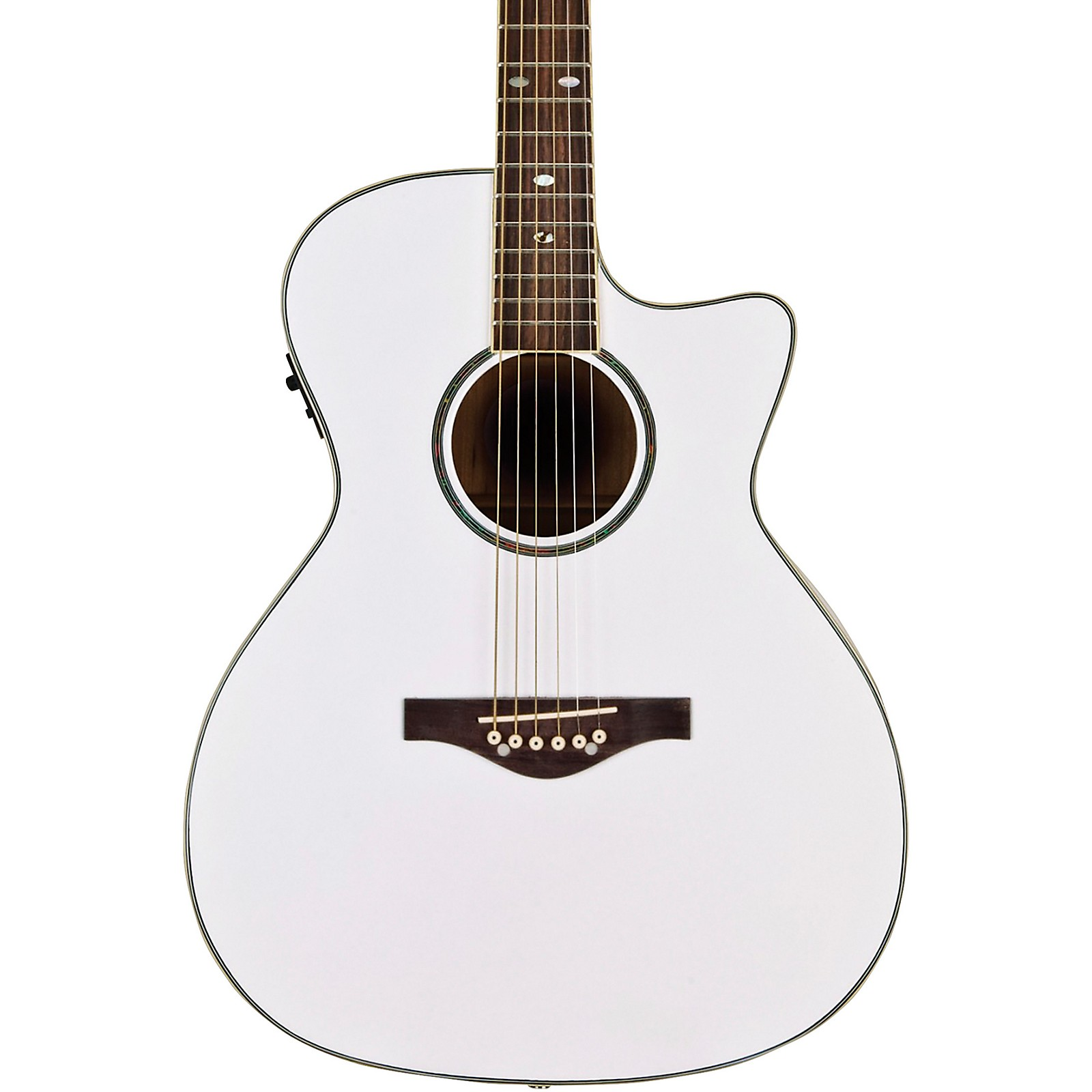Open Box Daisy Rock Wildwood Artist Acoustic-Electric Guitar
