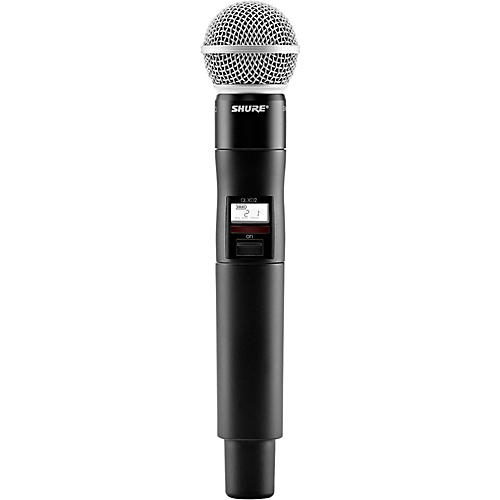 Open Box Shure Wireless Handheld Transmitter with SM58 Microphone