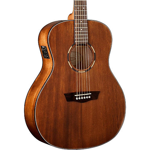 Open Box Washburn Woodbine 10 Series WL1012SE Acoustic-Electric Orchestra Guitar