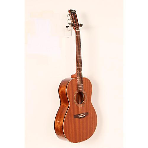 Open Box Simon & Patrick Woodland Pro Folk Mahogany Acoustic Guitar