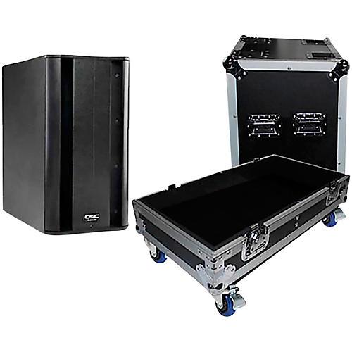Open Box ProX X-QSCKSub ATA-Style Flight Road Case for QSC KSub Subwoofer