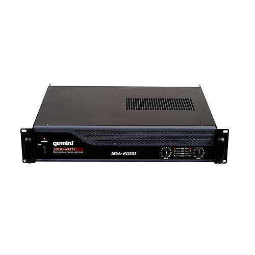 Open Box Gemini XGA-2000 Power Amplifier