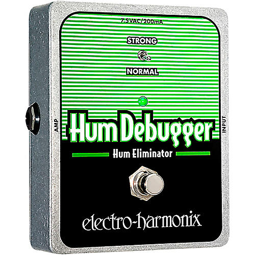Open Box Electro-Harmonix XO Hum Debugger Hum Eliminator Guitar Effects Pedal