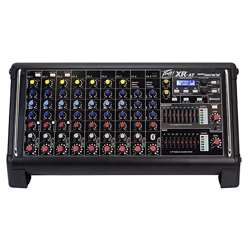 Open Box Peavey XR-AT Powered Mixer with Autotune